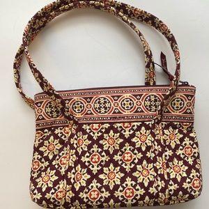 Vera Bradley handbag in discontinued Medallion